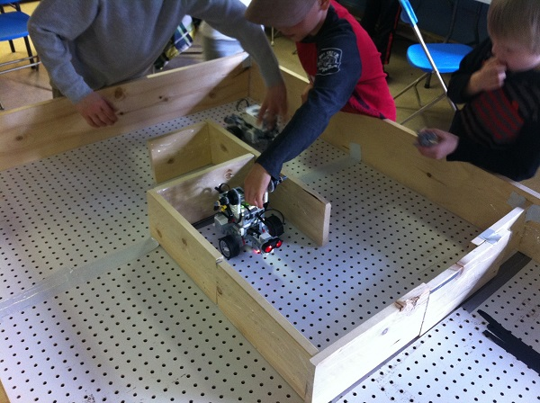 Robotics Summer Camps in July – Full and Half-day Discounts until May 15th