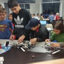 Norma Rose Point School LEGO Robotics Program