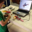 LEGO Robotics Summer Camp 2015