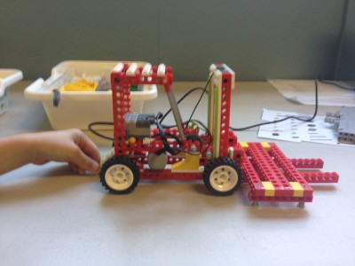 Videos from LEGO Robotics Spring Camp 2016 Week 1, March 14-18