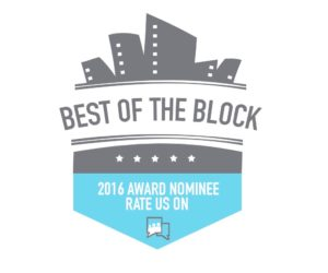 Rate Us on Best of the Block