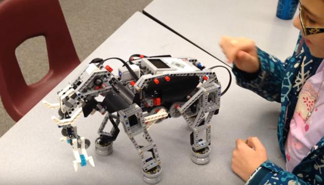 LEGO Robotics Spring Camp 2017 Registration Open – UBC, Vancouver