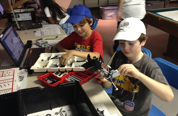 LEGO Robotics Education Vancouver STEM Camps