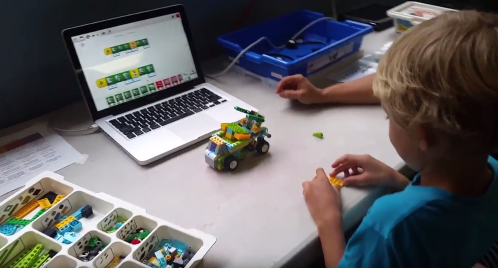 Play with LEGO & Learn Coding at LEGO Robotics Summer Camps – Extra Week Added