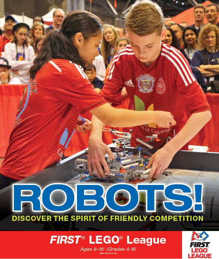 Registrations now open for January 2018 Robotics after school programs