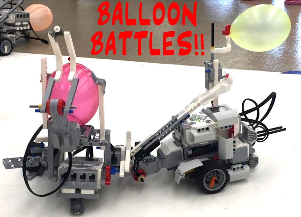 Early Bird Discount – Spring Break Camps with LEGO Robotics