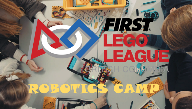 New FIRST LEGO League Summer Camp – July 8-12 Richmond
